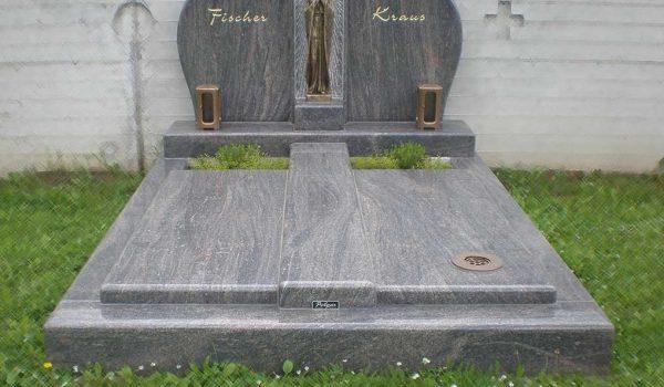 Doppelgrab - Steinmetz Polgar