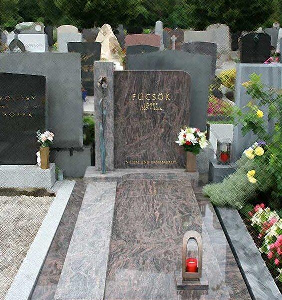 Einzelgrab Steinmetz Polgar